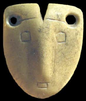 God Masks, Mississippian Culture, Page 1
