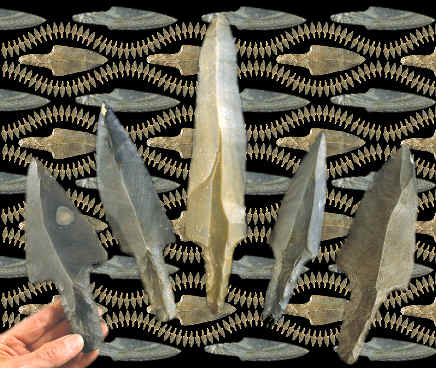 The Mayans' Deadly Wooden Gun